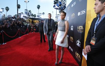 Kristen Stewart's Nip Slip Definitely Wins Awkward Moment of the Year