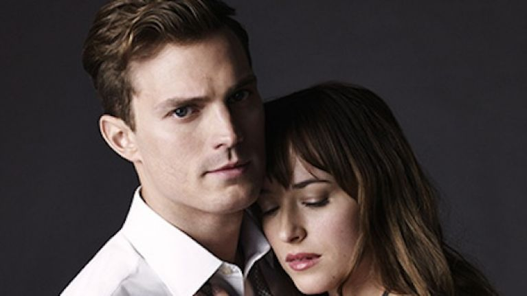 who plays fifty shades of grey