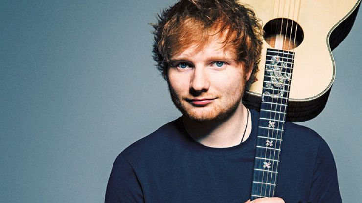 Ed Sheeran Has Covered Foy Vance's 'Make It Rain' For The Final Season Of Sons Of Anarchy