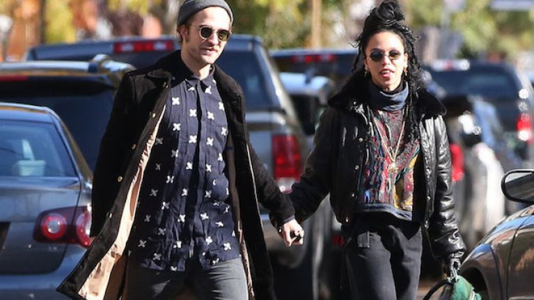 'The Man That I Love' - It Looks Like Things Are Getting Serious Between FKA Twigs And Robert Pattinson