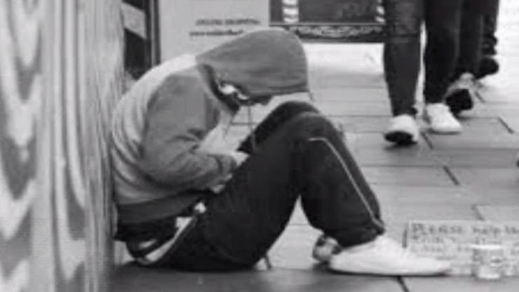 WATCH: Haunting New Song Gets To The Heart of Homelessness