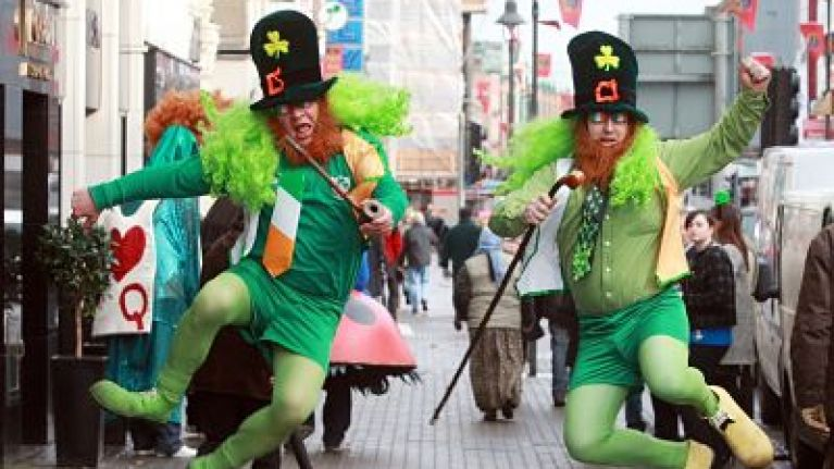 17 Songs ... That Will Make You Proud To Be Irish