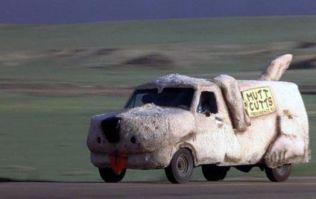 Famous Cars of The Big Screen: Mutt Cutts Van From Dumb and Dumber