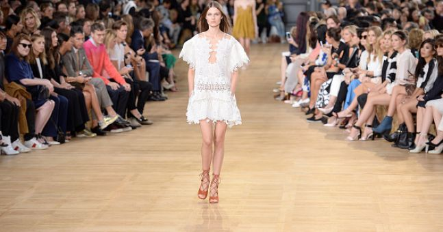 Here's What You Might Be Wearing For Spring Summer 2015