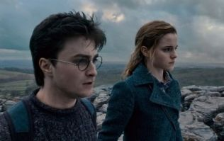 JK Rowling reveals the meaning behind THAT symbol in Harry Potter