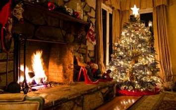 An Irish company has the perfect product to keep your Christmas tree safe