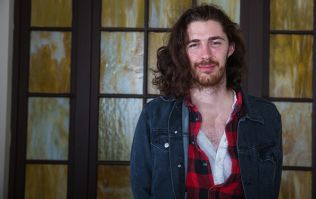 Hozier Was Hanging Out With A Very Famous Face In Hollywood Today
