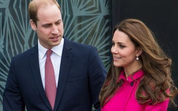 Prince William made a dad joke and of course, everyone loved it