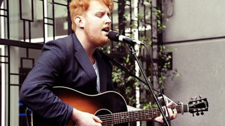 WATCH: Gavin James Performs On America's Dancing With The Stars... And It's Incredible