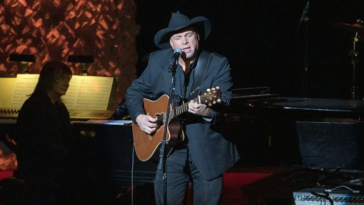 Garth Brooks will try play 5 nights at Croke Park - again