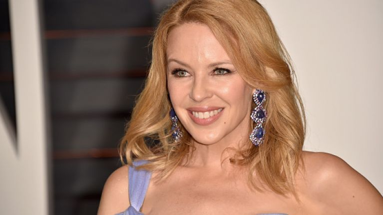 VIDEO: Kylie Minogue's Latest Instagram Post Is A Serious Throwback
