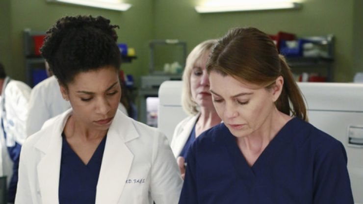 Grey's fans in bits following death of main character
