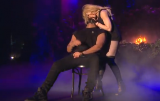 Drake Has Spoken Out About THAT Kiss With Madonna At Coachella