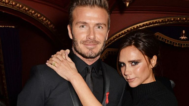 David Beckham Pays Touching Tribute To Wife Victoria For Wedding Anniversary