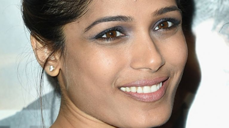 Freida Pinto Speaks Out About Dev Patel Split