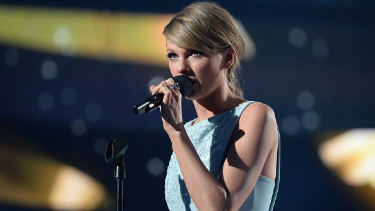 Taylor Swift Names A-List Actress As Her Role Model | Her ie