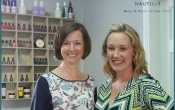 Irish Women in Business: Jenny Faison & Sarah Wilson of Nautilus Beauty & Holistic Therapies Centre