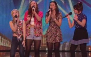 The Britain's Got Talent Judges Were Blown Away With This Performance Tonight
