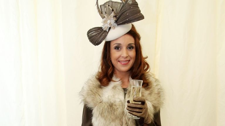Irish Women in Business: Mairéad Traynor of Millinery by Mairéad