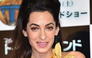 "Historian David Starkey Wishes Amal Clooney Would ""Shut Up"""