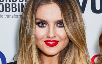 Perrie Edwards debuts new hairstyle and it's a very different look than usual