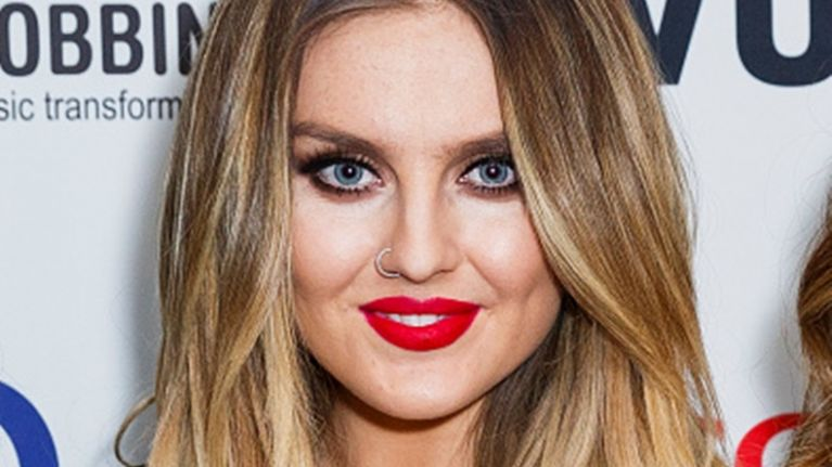 Perrie Edwards Debuts New Hairstyle And Its A Very Different Look