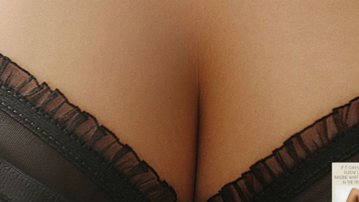 PICS: If You Thought This Was A Pair Of Boobs You Need To Look Again