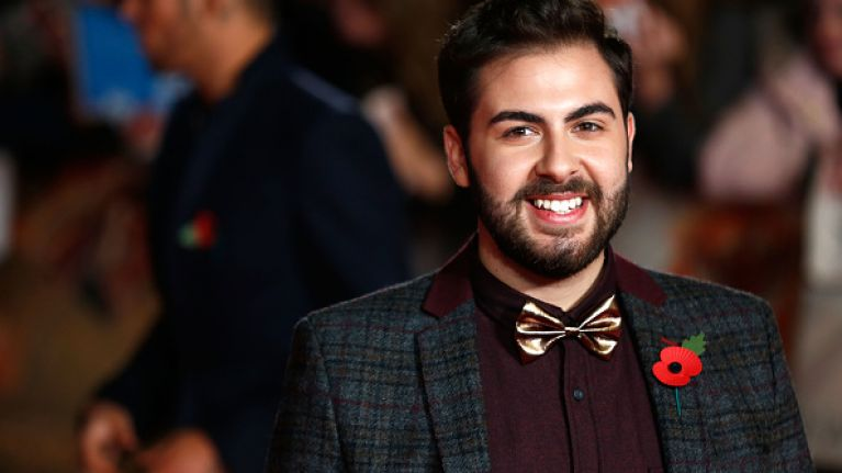 Former X Factor Star Andrea Faustini has Announced Details of his Debut Album