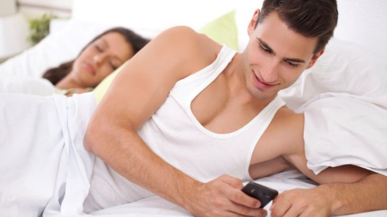 The most common day for starting an affair has been found