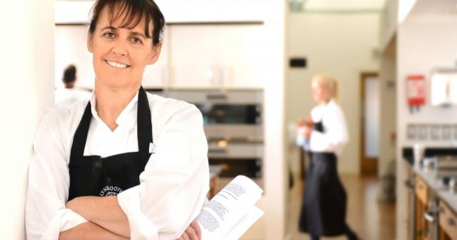 Irish Women In Business: Lynda Booth of Lynda Booth's Dublin Cookery School