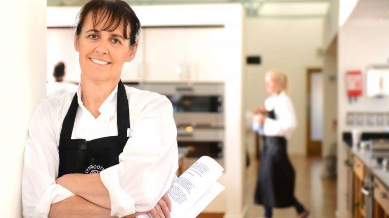 Irish Women In Business: Lynda Booth of Lynda Booth's Dublin Cookery School