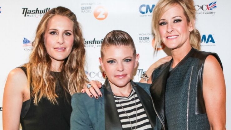 Keep it Country! Dixie Chicks Announce a Date at Dublin's 3Arena