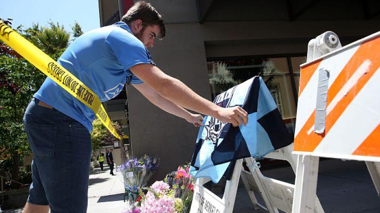 Berkeley: Book of Condolences Open in Dublin as Relatives Begin to Arrive in California