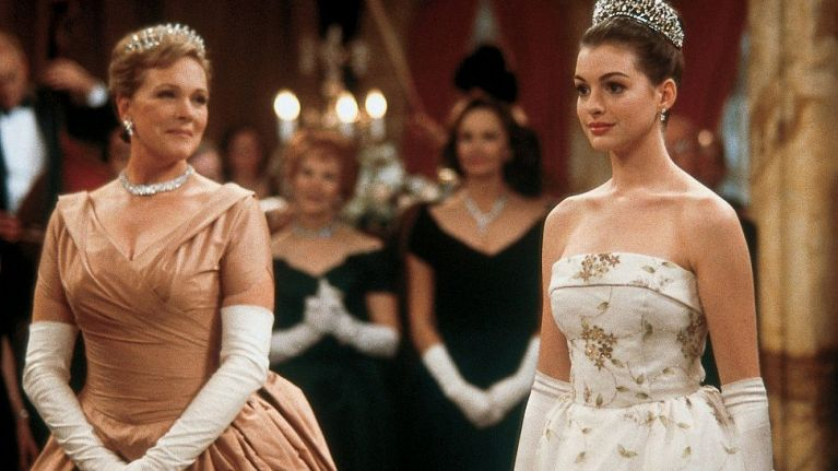 5 Things You Probably Didnu0027t Know About The Princess Diaries