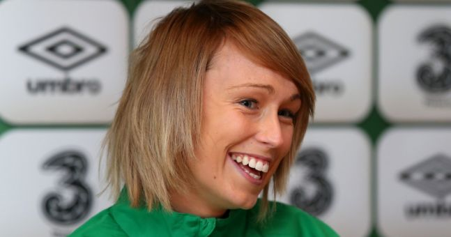 """Women in Sport: """"I Was Devastated"""" - Stephanie Roche On Houston Dash And Her Footballing Future"""