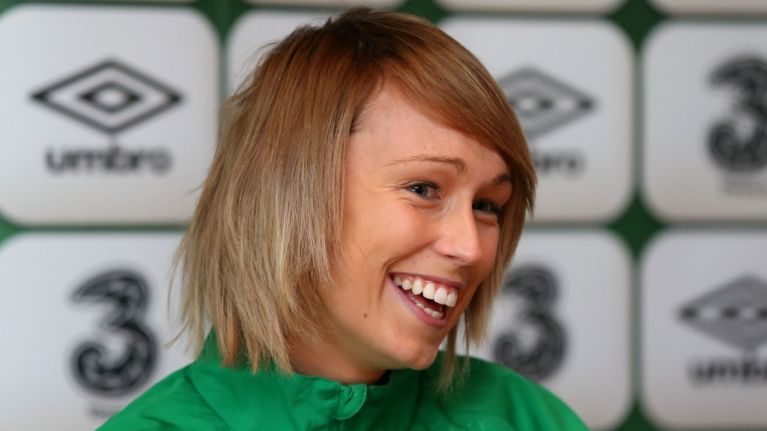 "Women in Sport: ""I Was Devastated"" - Stephanie Roche On Houston Dash And Her Footballing Future"