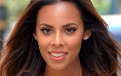 People think Eamonn Holmes just made a weird dig at Rochelle Humes on Twitter