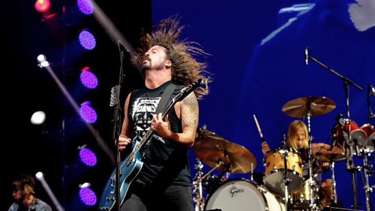 Foo Fighters have just announced two MASSIVE Irish gigs, and