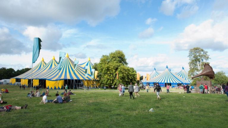 The Line Up For The Comedy Tent At Electric Picnic Has Been Revealed