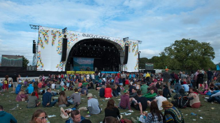 It's A Sell-Out! All Electric Picnic 2015 Tickets Have Been Snapped Up