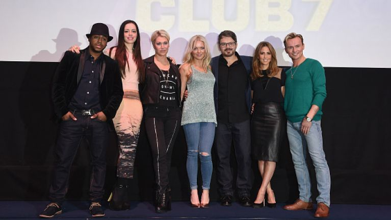 S Club 7 Singer Ditches Fiancé... For Her Bandmate!
