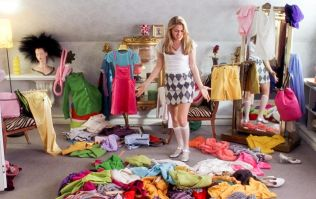 The brilliant wardrobe decluttering hack that we'll be using from today on