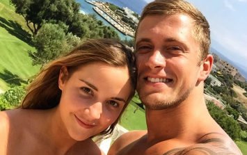 PICTURE: Dan Osborne Shares Adorable Family Snap That Will Melt Your Heart