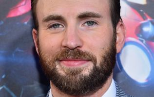 This Twitter account comparing Chris Evans to golden retrievers will brighten up your day