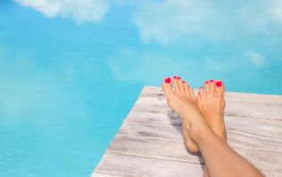 Six Simple Steps To Get Your Feet Sandal-Ready For Summer