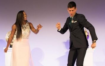 WATCH: Novak Djokovic And Serena Williams Dancing Together Is The Only Thing You Need To See Today