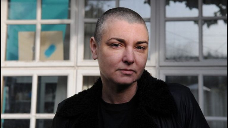 Sinead O' Connor Receiving Medical Treatment Following Worrying Facebook Status