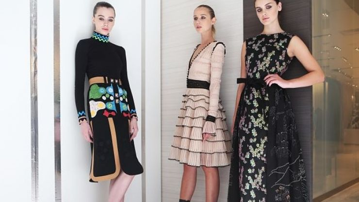 First Look: Autumn Winter At Brown Thomas Has Us In A Fashion Frenzy