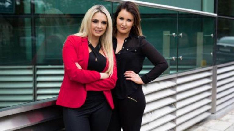 Irish Women in Business - Niamh McHugh and Louise Dunne of Love Pucker