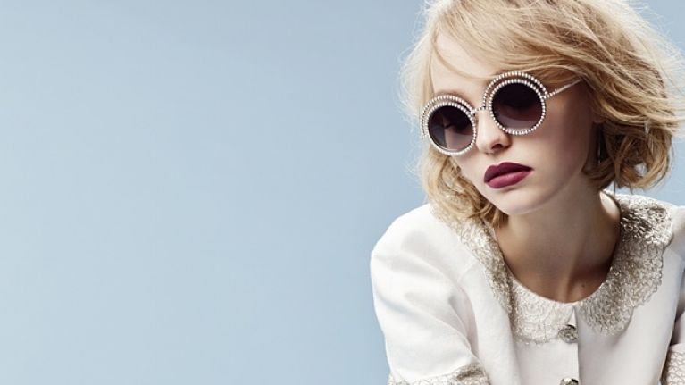 Lily-Rose Depp Named As New Face of Chanel